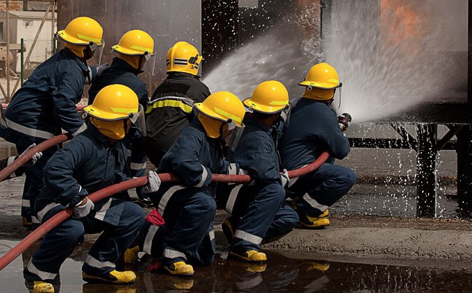 SABIC Fire Training Center